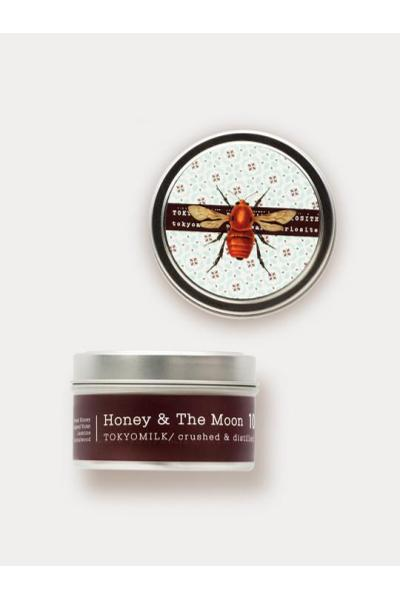 honey travel candle