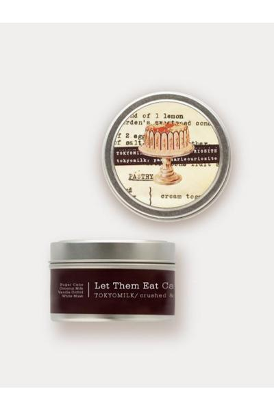 LET THEM EAT CAKE - TRAVEL CANDLE