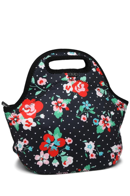 Quip Lunch Bag - Retro Floral