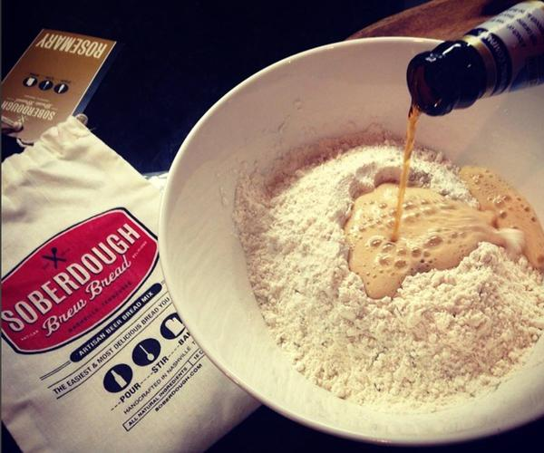 just ad beer bread mix recipe