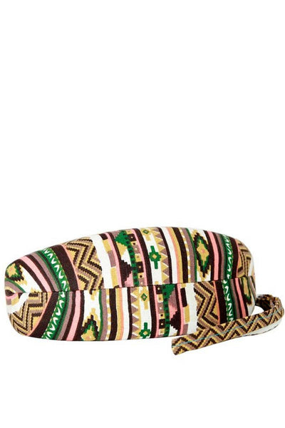 cute aztec style glasses case