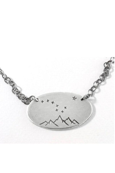 BIG DIPPER NECKLACE Detail