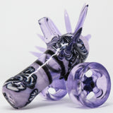 Eli Glass Works Purple Rain Cannon