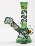 Augy Glass Green Mini Tube with Millis