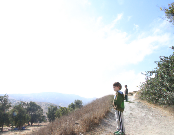 Hiking with kids! Los Angeles Edition, Part 1