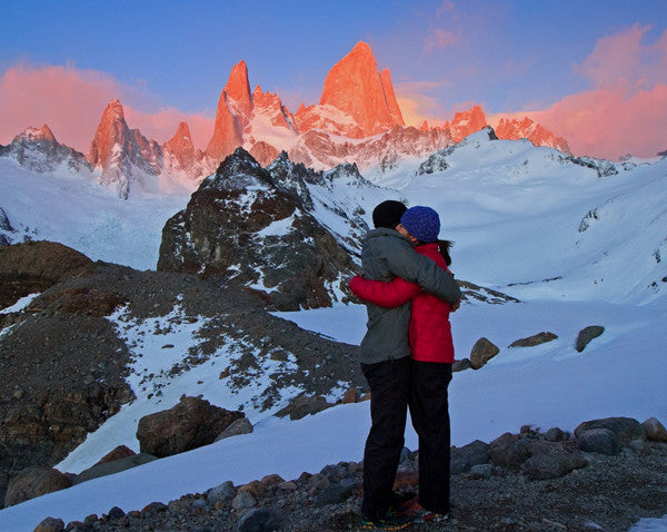 A Patagonia Proposal: For The Love Of Adventure