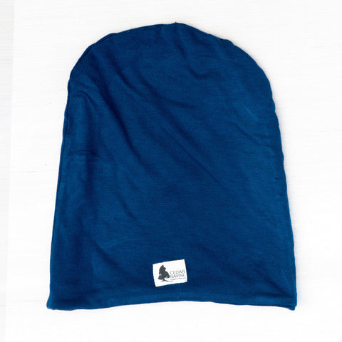 Out of the Blue Hand Dyed Beanie