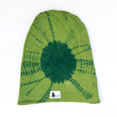 Out on a Limb Tie Dyed Beanie