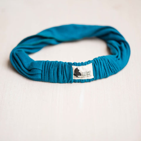 Wait and Sea Hand Dyed Headband