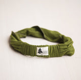 Out on a Limb Hand Dyed Headband - Cedar Ravine - Headbands - 2