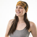 Muir Green Tie Dyed Headband