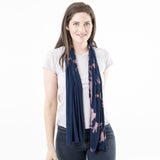 Out of the Blue Tie Dyed Scarf