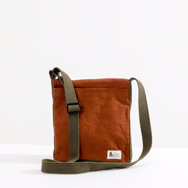 Mini Crossbody // Fire