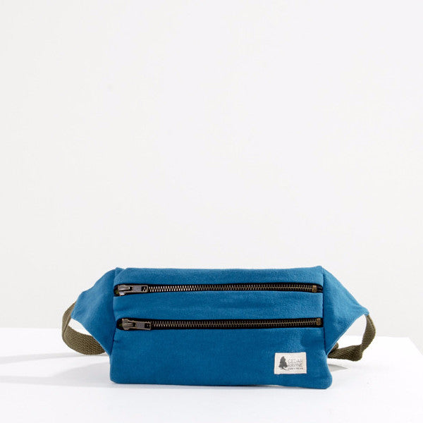 Mini Crossbody // Wait and Sea