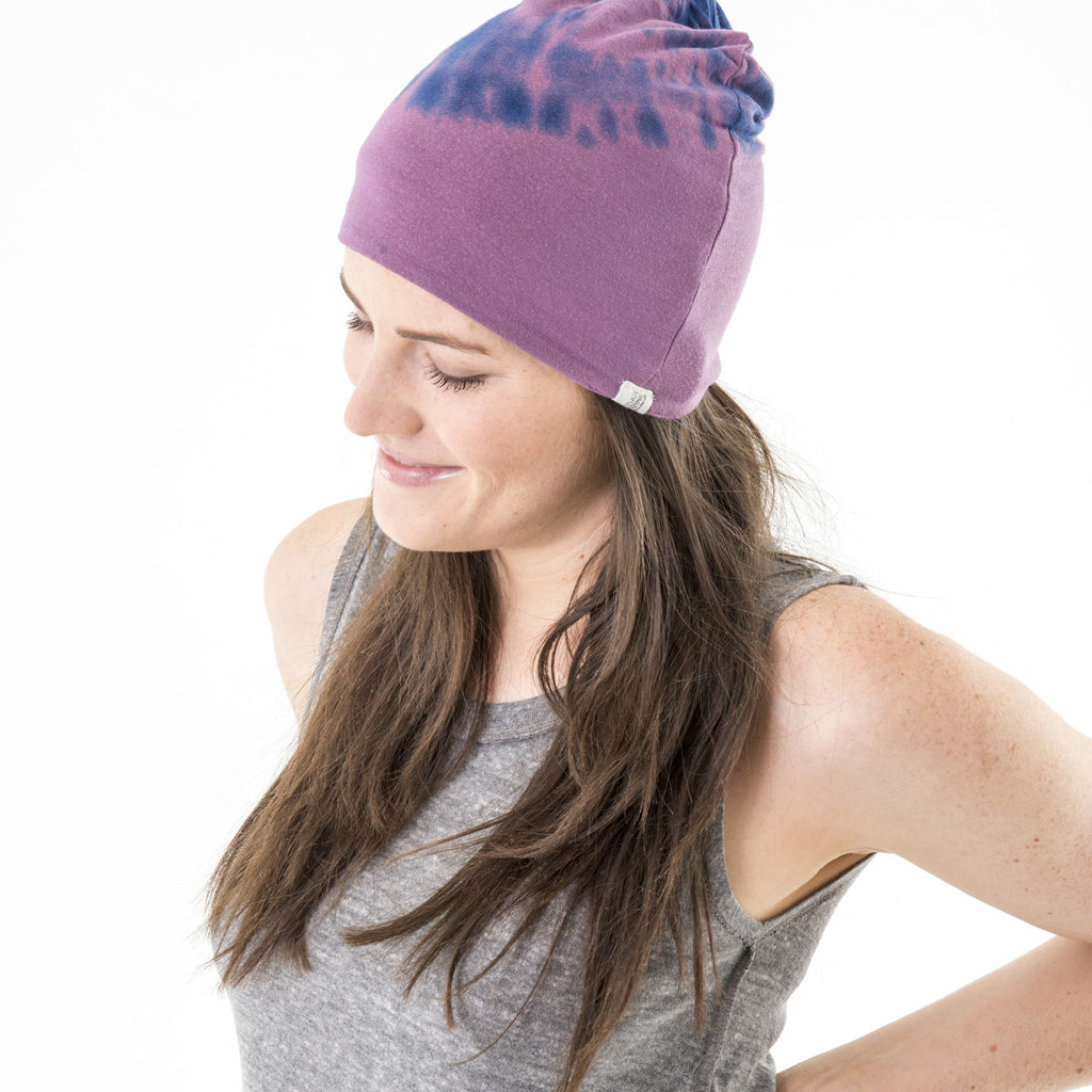 What a Gem Tie Dyed Beanie
