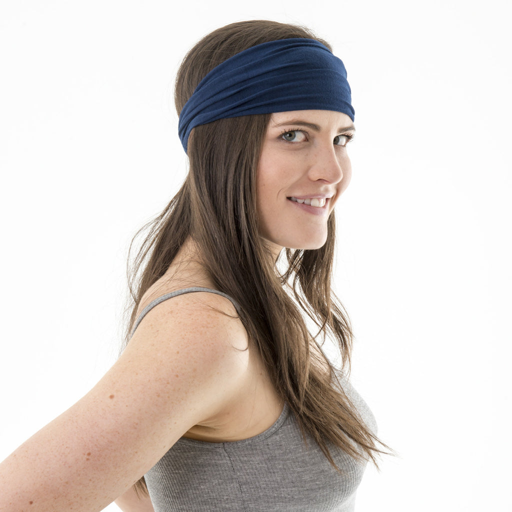 Out of the Blue Hand Dyed Headband