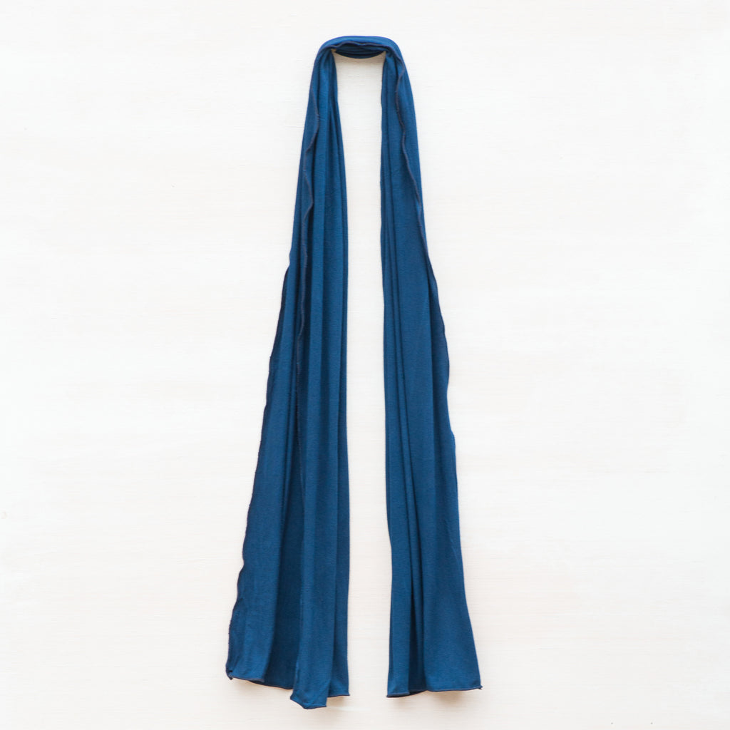 Out of the Blue Hand Dyed Scarf - Cedar Ravine - Scarves - 1