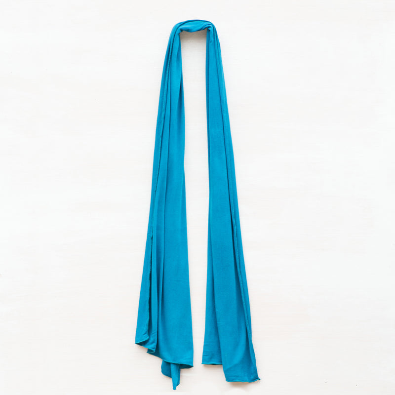 Wait and Sea Hand Dyed Scarf - Cedar Ravine - Scarves