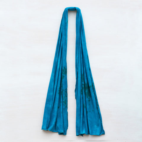 Wait and Sea Tie Dyed Scarf