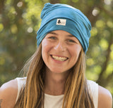 Wait and Sea Tie Dyed Beanie - Cedar Ravine - Beanies - 3