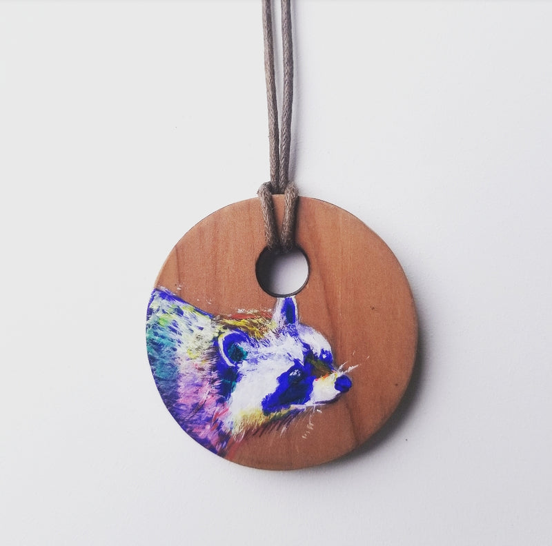 Beta Fish Pendant