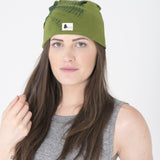 Out on a Limb Tie Dyed Beanie - Cedar Ravine - Beanies - 1