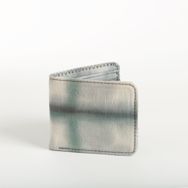 In the Clouds Tie Dyed Bifold