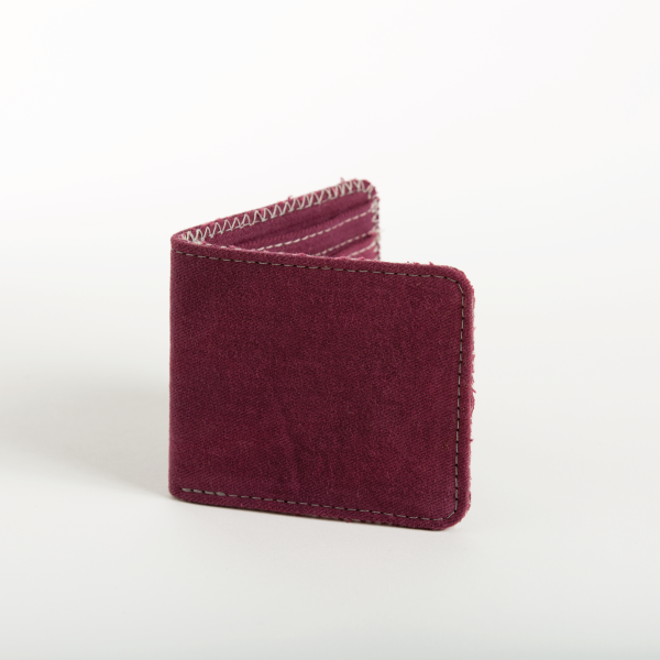 What a Gem Hand Dyed Canvas Bifold