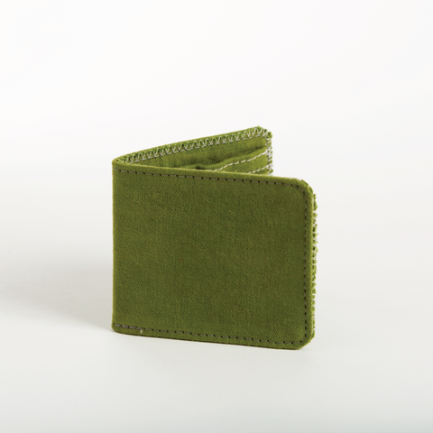 Muir Hand Dyed Canvas Bifold