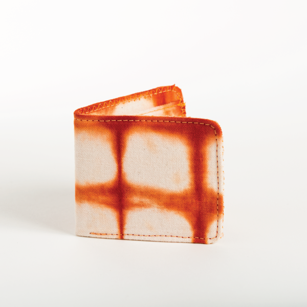 Fire Tie Dyed Bifold