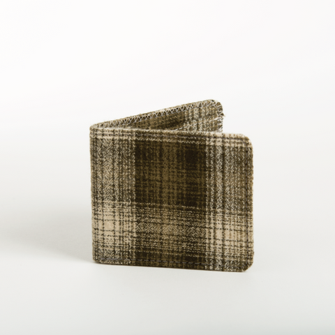 Muir Plaid Flannel Bifold