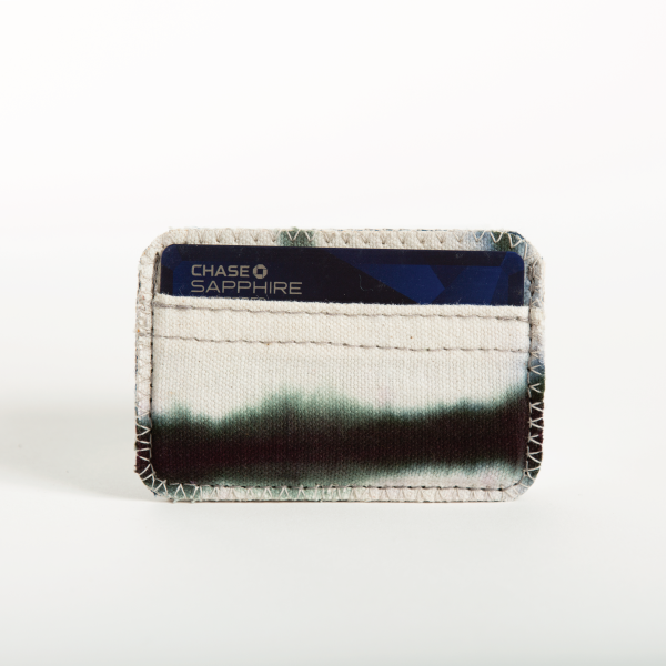 Ash Tie Dyed Cardholder