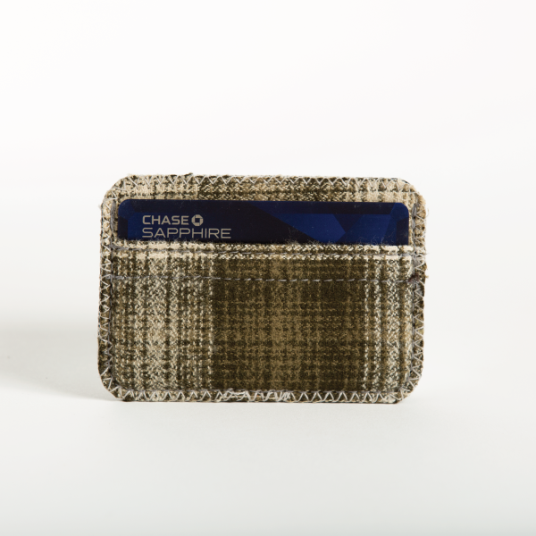 Muir Plaid Flannel Cardholder