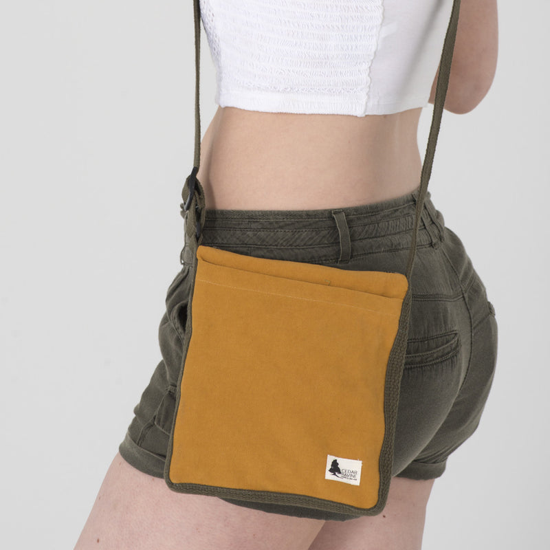 Mini Crossbody // Golden State