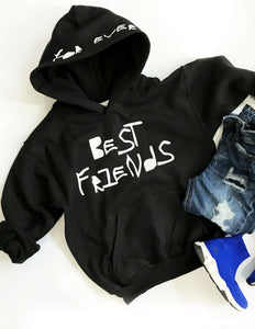 Best Friends Hoodies