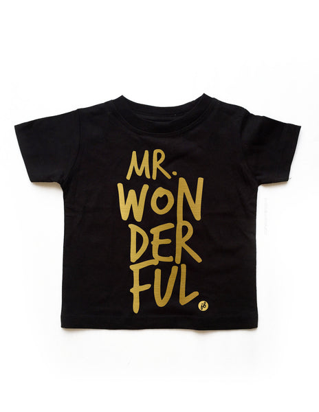 Mr. Wonderful Shirt