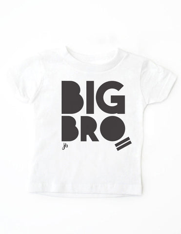 Big Bro White Shirt