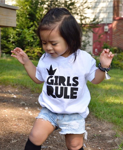 Girls Rule Shirt