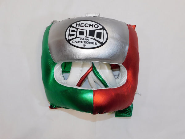 Metallic Mexico Colors Head Guard