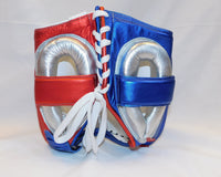 Metallic USA Colors Head Guard