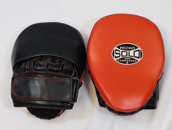 Red Hybrid Hand Pads
