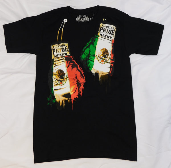 Mexico Boxing Pride Shirt