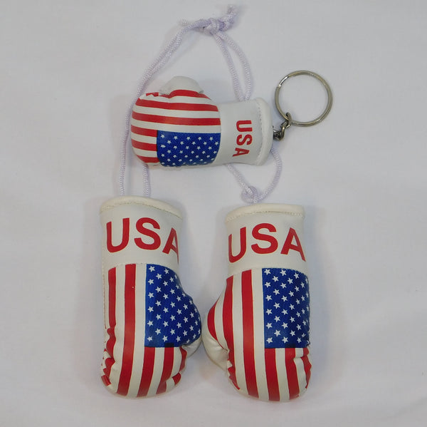 USA Mini Boxing Gloves