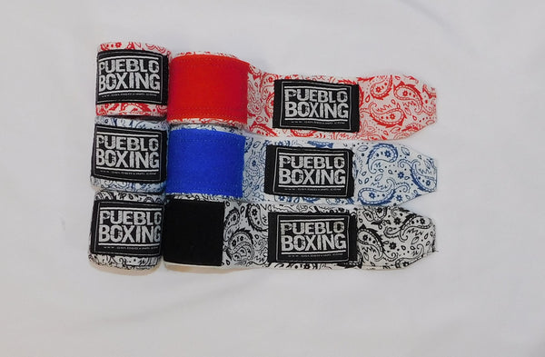 Floral Hand Wraps