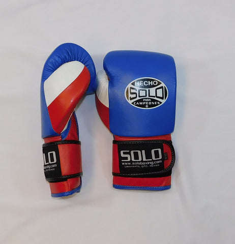16oz Velcro Pro Training Gloves