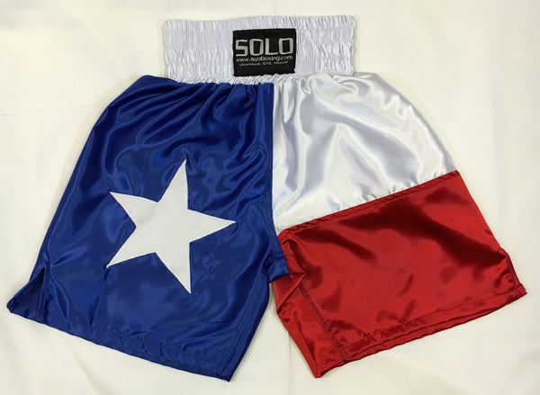 Texas Boxing Trunks