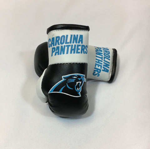 Panthers Mini Boxing Gloves