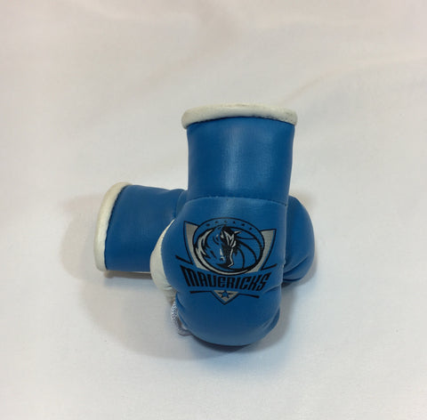 Mavericks Mini Boxing Gloves
