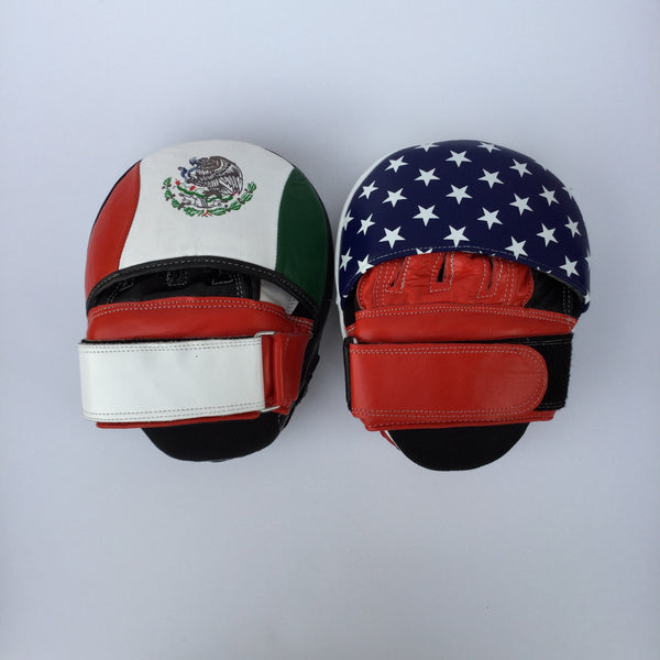 American Born, Mexican Roots Hand Pads