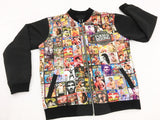 Reversible Pueblo Boxing Bomber Jacket